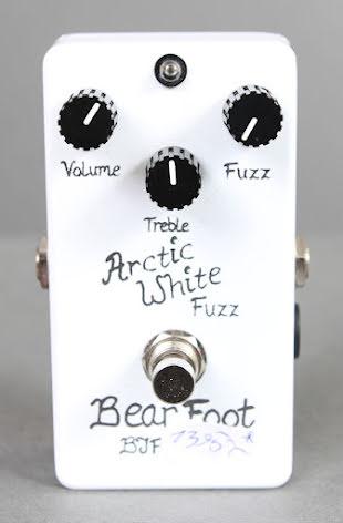 Bearfoot Arctic White USED - Good Condition - Box no PSU