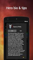 Screenshot of BuilDota2 for Dota 2
