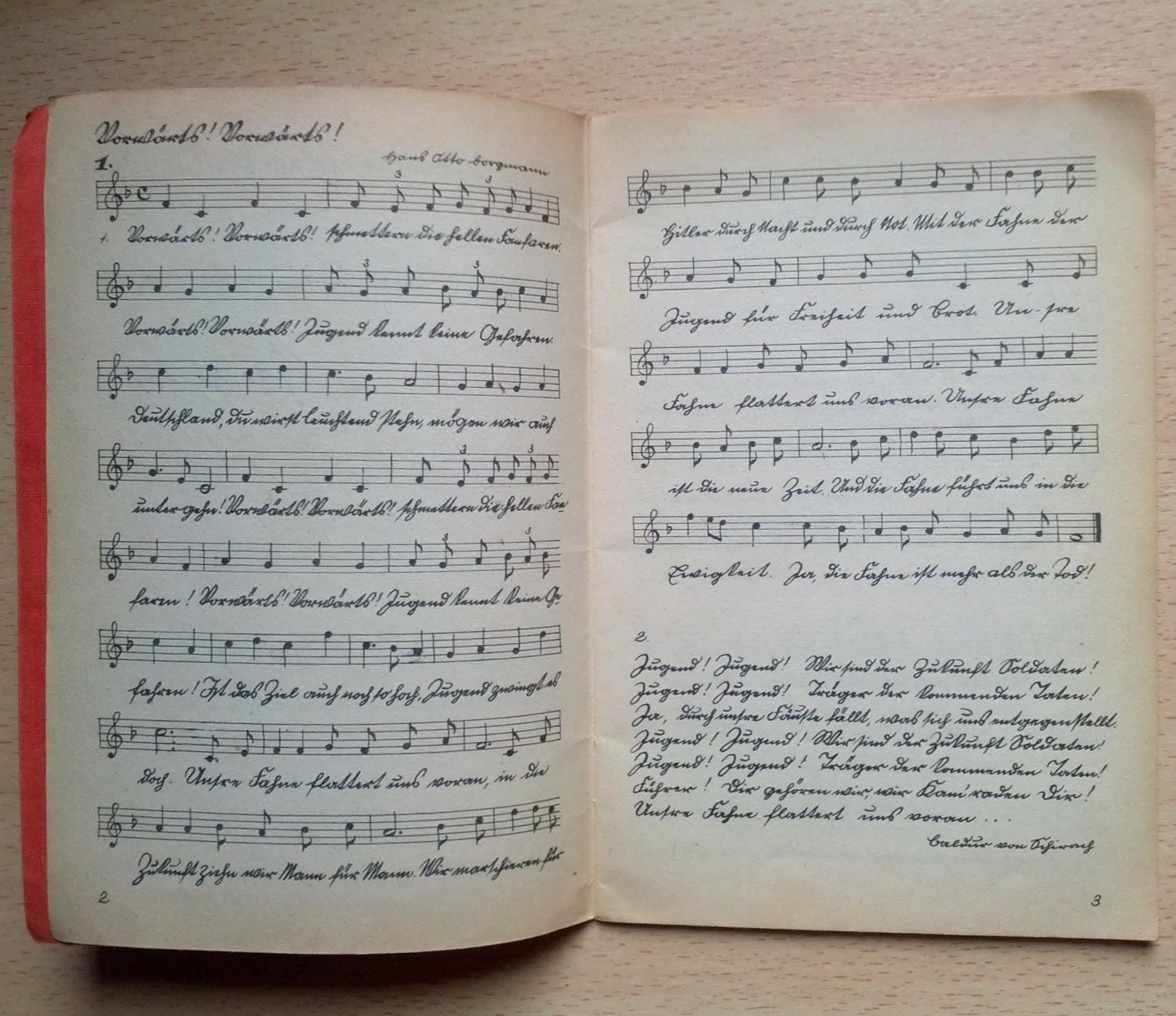 Liederbuch der HJ