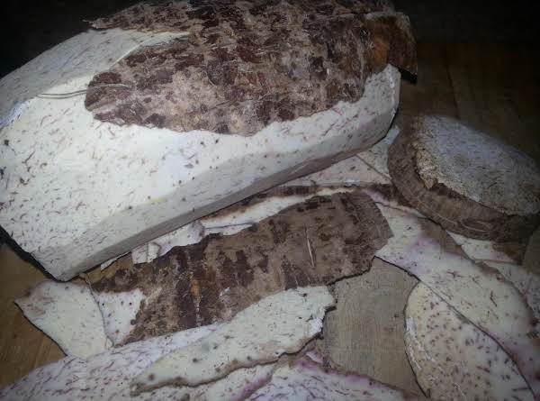 Malanga Coco Recipe