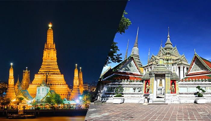 Bangkok and Pattaya Tour from India