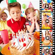 Birthday Song Video Maker