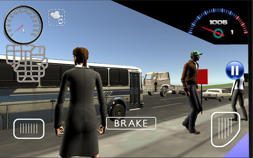 Realistic City Bus Simulator