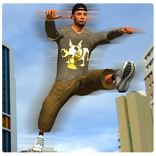 Superhero Jumper