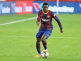 Le splendide but d'Ousmane Dembélé en Coupe du Roi