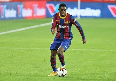 🎥 Le splendide but d'Ousmane Dembélé en Coupe du Roi