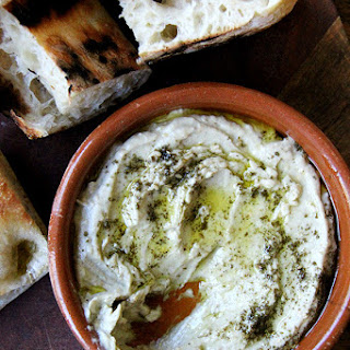 Smoky Eggplant Dip with Yogurt and Za'atar