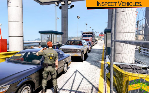 Code Triche Border Police Sim APK MOD screenshots 2