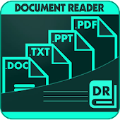 All Document Reader: PDF, PPT, RTF, DOC, ODF, XLSX Android APK Download Free By Sahiwa Apps Studio