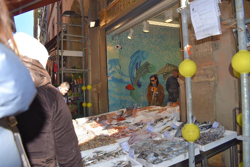 un mosaico di pesce di Huntressofsunset