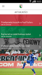 Legia- screenshot thumbnail