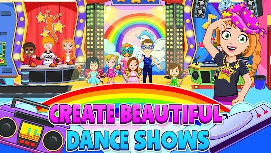 My Town : Dance School MOD (Unlocked) 5
