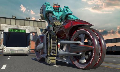 未来のロボットトロンライダー