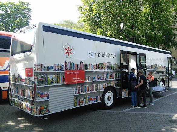 Fahrbibliothek Erfurt
