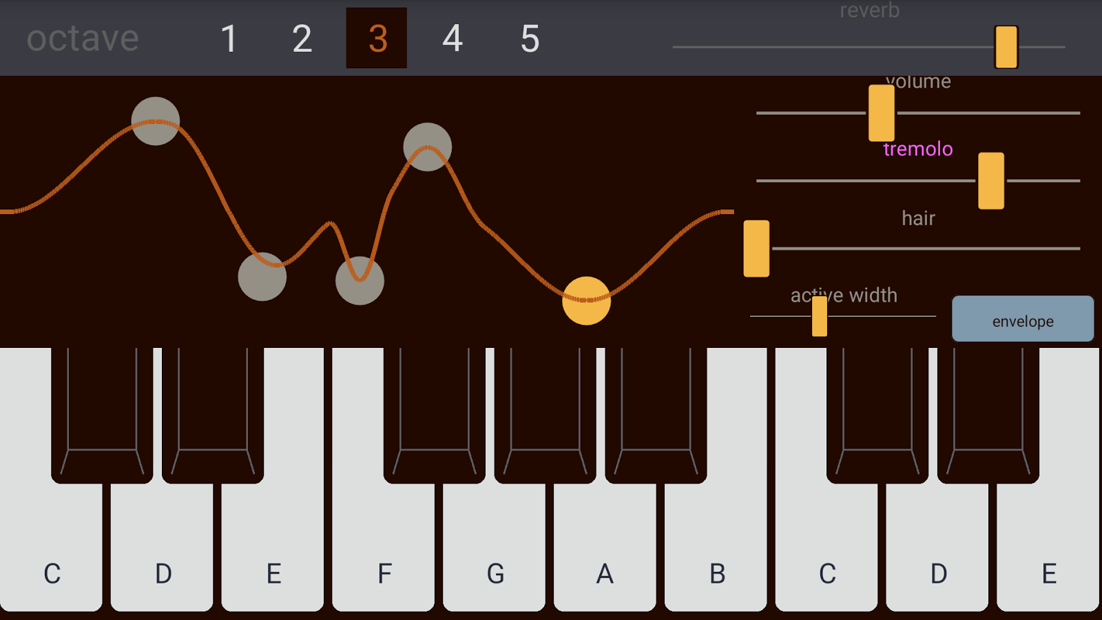 Deep Synth : FM Synthesizer- screenshot