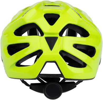 Kali Protectives Chakra Mono Helmet: Fluorescent Yellow alternate image 1