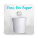 Toss the Paper icon