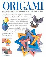Photo: Origami: The Complete Practical Guide to the Ancient Art of Paperfolding Beech, Rick Lorenz Books ( Anness Publishing ) 2001 Hardback 256pp 297 x 228 mm ISBN 0754807827