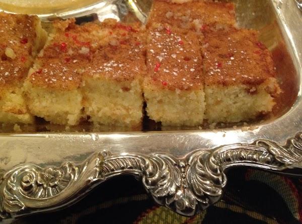 Ravani Cake Recipe
