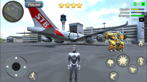 Hurricane Superhero : Wind Tornado Vegas Mafia screenshots 20