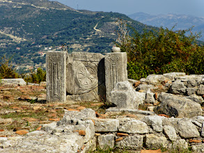 Photo: Byllis, Byzantine Basilica