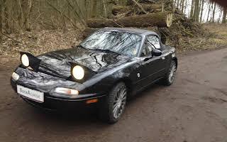 Mazda Mx5 Cabriolet Roadster Rent Midtjylland