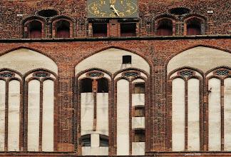 Photo: Backsteingotik in Greifswald