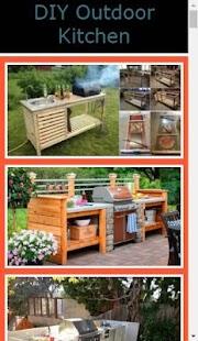 DIY Outdoor Kitchen - náhled
