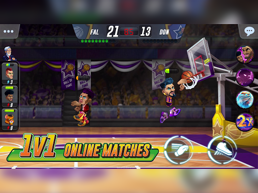 Basketball Arena 1.15 screenshots 11