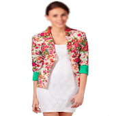 Woman Blazer Design