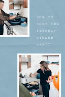 The Perfect Dinner Party - Pinterest Promoted Pin item