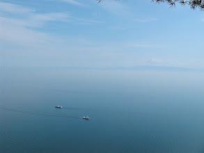 Photo: Hajók a Bajkál tengerén