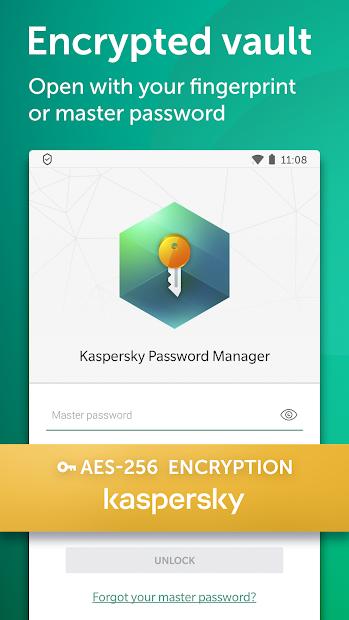 Password Manager: Generator & Secure Safe Vault Android App Screenshot