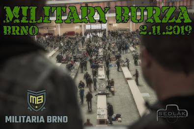 Int. Militariabörse Brünn 2. Nov. 2019 CZ