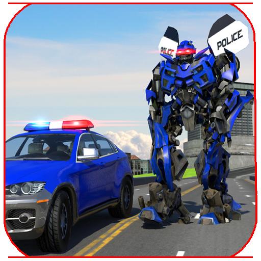 Police transform Superhero (game)