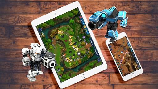 Tower Defense Zone - Kingdom Rush Fantasy Wars TD 1.0.11 screenshots 1