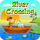 River Crossing Puzzle Game