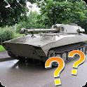 Self-propelled howitzer - quiz icon