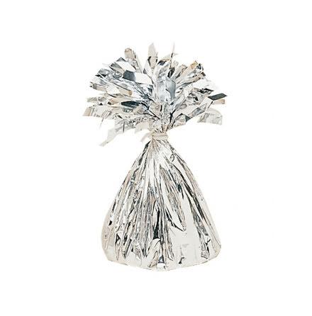 Ballongtyngd - Silver folie