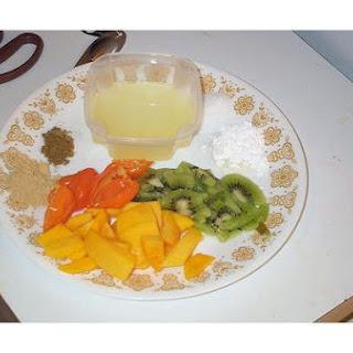 Mango-Habanero Sauce