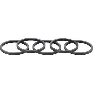 Whisky Parts Co. 2.5mm UD Carbon Spacer 5-pack