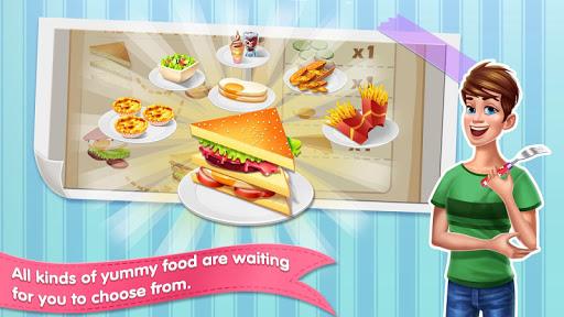ud83eudd6aud83eudd6aMy Cooking Story - Deli Sandwich Master 2.3.5009 screenshots 5