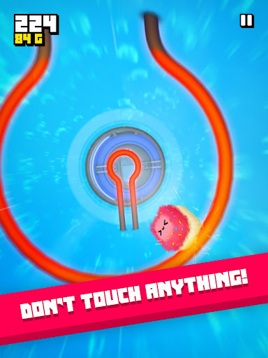 Fluffy Fall: Fly Fast to Dodge the Danger! Hack for the game