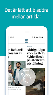 ÖN Nyheter for PC-Windows 7,8,10 and Mac apk screenshot 4
