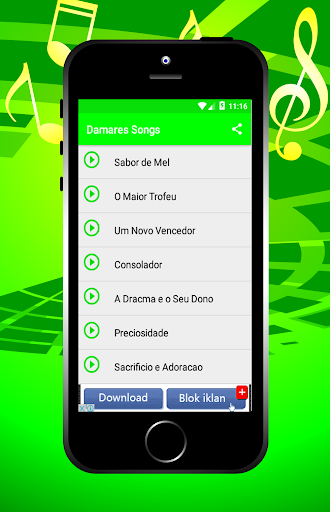 音樂必備免費app推薦|CD Damares Musica線上免付費app下載|3C達人阿輝的APP