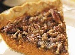 9th Family Generation Pecan-topped Carrot Pie