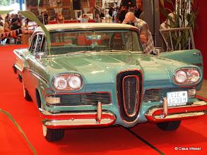 Photo: Edsel, der Sohn von Henry Ford.