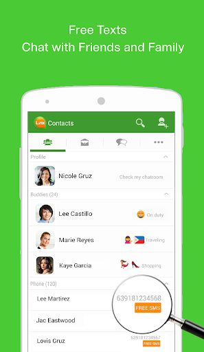 LINX: Free Text Chats Games