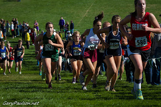 Photo: JV Girls 44th Annual Richland Cross Country Invitational  Buy Photo: http://photos.garypaulson.net/p110807297/e46d04650