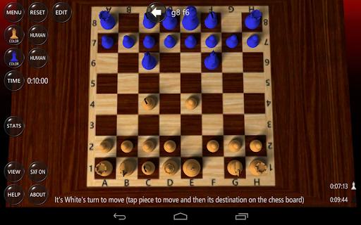 3D Chess Game screenshot 4